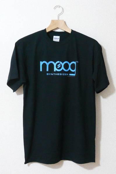 【新品】Moog Tシャツ Mサイズ コーネリアス シンセ ムーグ モーグ BK/S