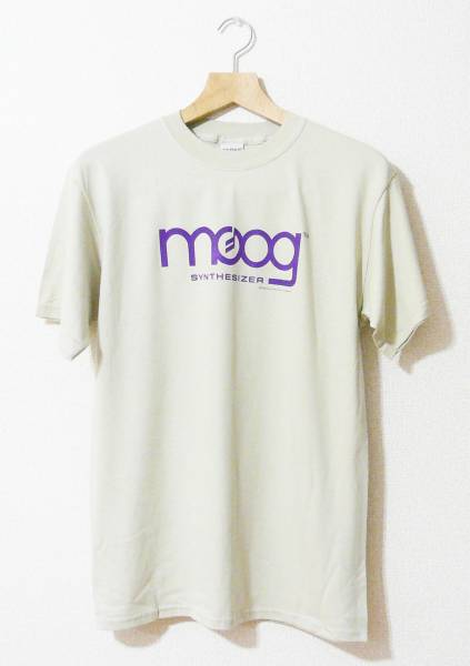 【新品】Moog Tシャツ Sサイズ コーネリアス シンセ ムーグ モーグ Sand