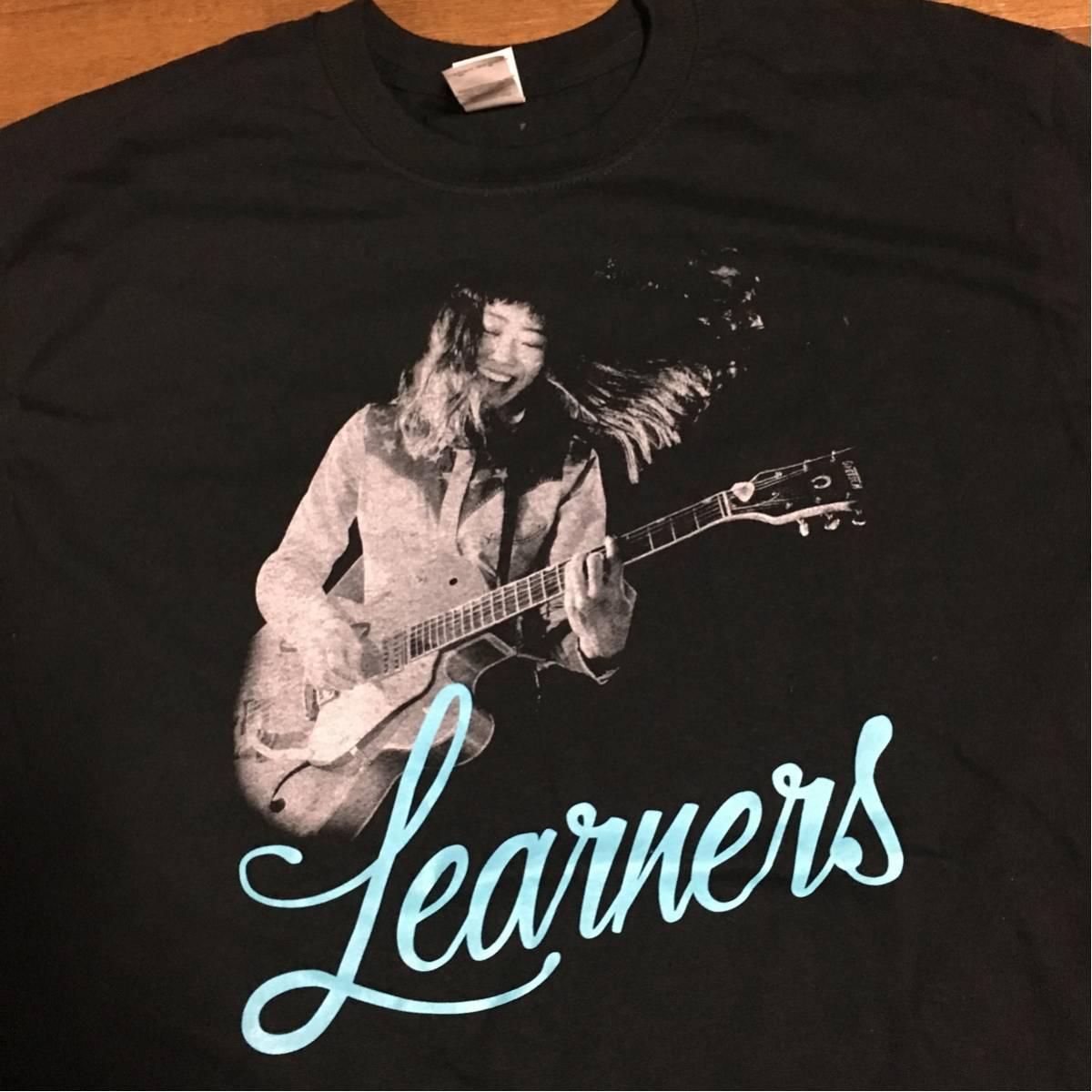 新品 ラーナーズ Tシャツ LEARNERS