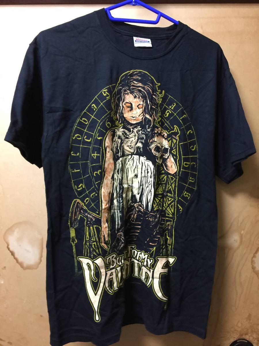 Bullet For My Valentine ブレット・フォー・マイ・ヴァレンタイン Tシャツ Mサイズ