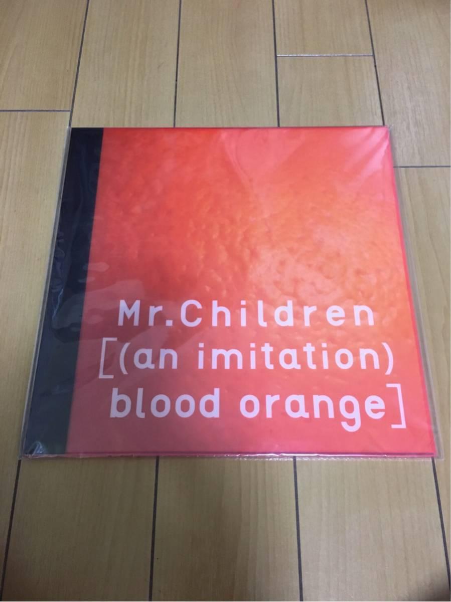 ♪Mr.Children 2012-13[(an imitation) blood orange]Tour グッズ オフィシャル パンフレット 中古品♪