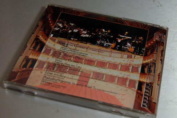 New Trolls ニュー・トロルス Concerto Grosso Live コンチェルト・グロッソ・ライヴ MICP-10294 帯・解説・歌詞・対訳付 Avalon USED_画像2