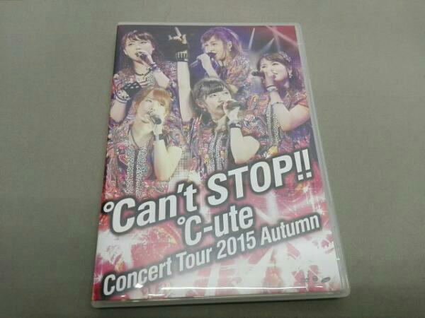 ℃-uteコンサートツアー2015秋~℃an't STOP!!~ ライブグッズの画像