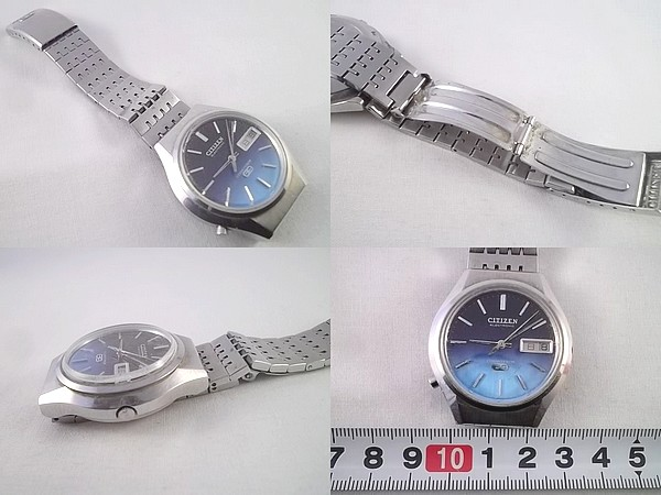 r91x92★シチズン 腕時計 コスモトロン 電子時計 ジャンク_画像3