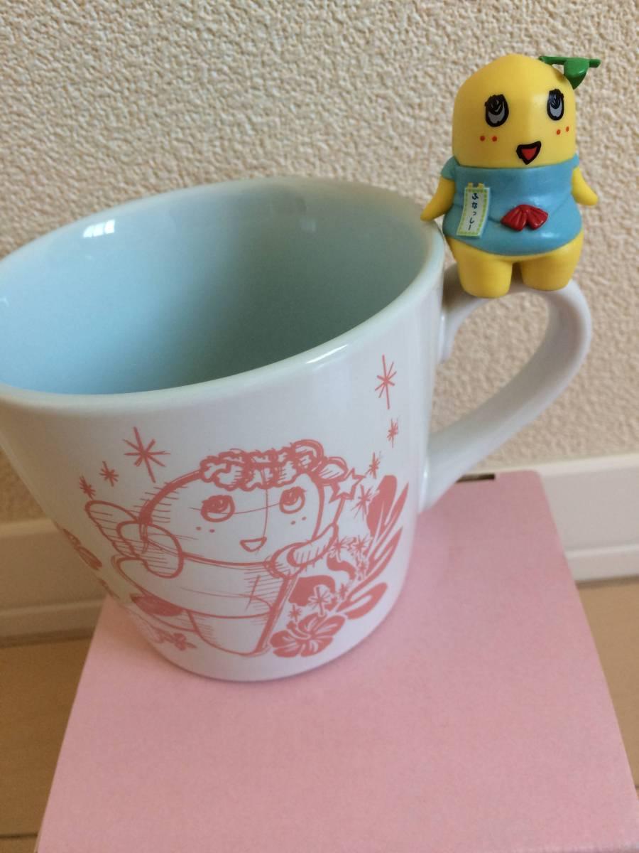 ふなっしー☆マグカップおまけ付き グッズの画像