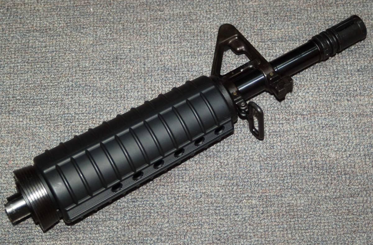 東京マルイ 電動ガン パーツ M733 フロントアウター M16A2 M4A1 M933 コマンド カービン ブラックホークダウン_画像2