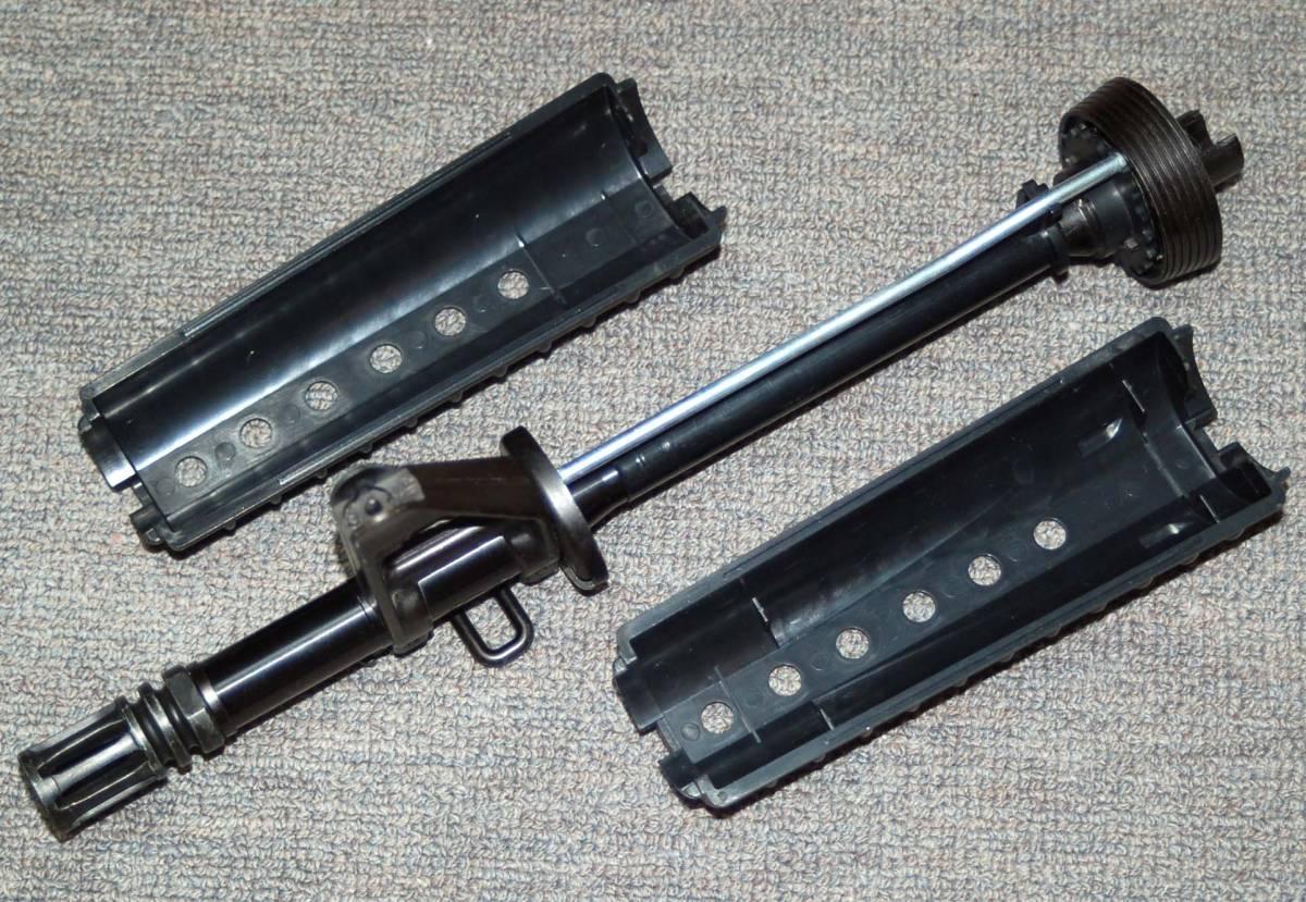 東京マルイ 電動ガン パーツ M733 フロントアウター M16A2 M4A1 M933 コマンド カービン ブラックホークダウン_画像3