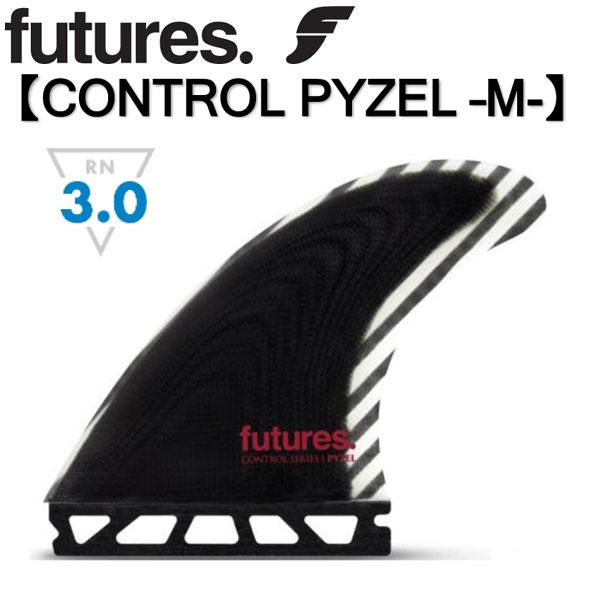 FUTURE FIN フューチャー フィン CONTROL PYZEL パイゼル TRI トライ Mサイズ コントロール シリーズ 3フィン フューチャーフィン_画像1