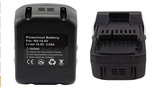 新品 BSL1450 互換バッテリー日立 14.4V 5000mAh Hitachi対応