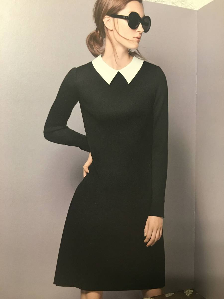 """新品♪新作""""17年9月DM掲載♪人気完売♪FOXEYフォクシ-♪Knit Dress """"Marion"""""""