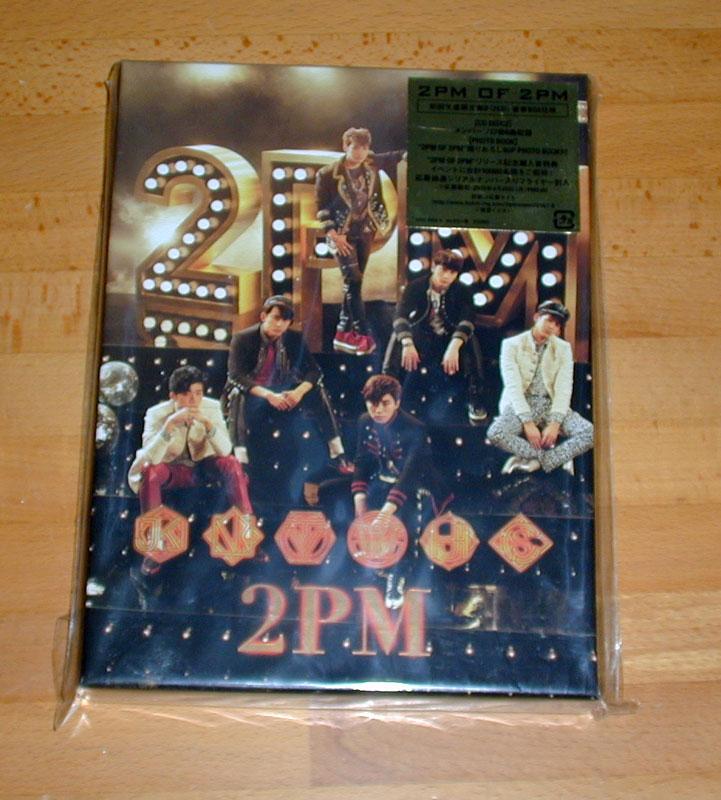 2PM OF 2PM 初回B 2CD CD2枚組 Jun.k テギョン ニックン ウヨン ジュノ チャンソン