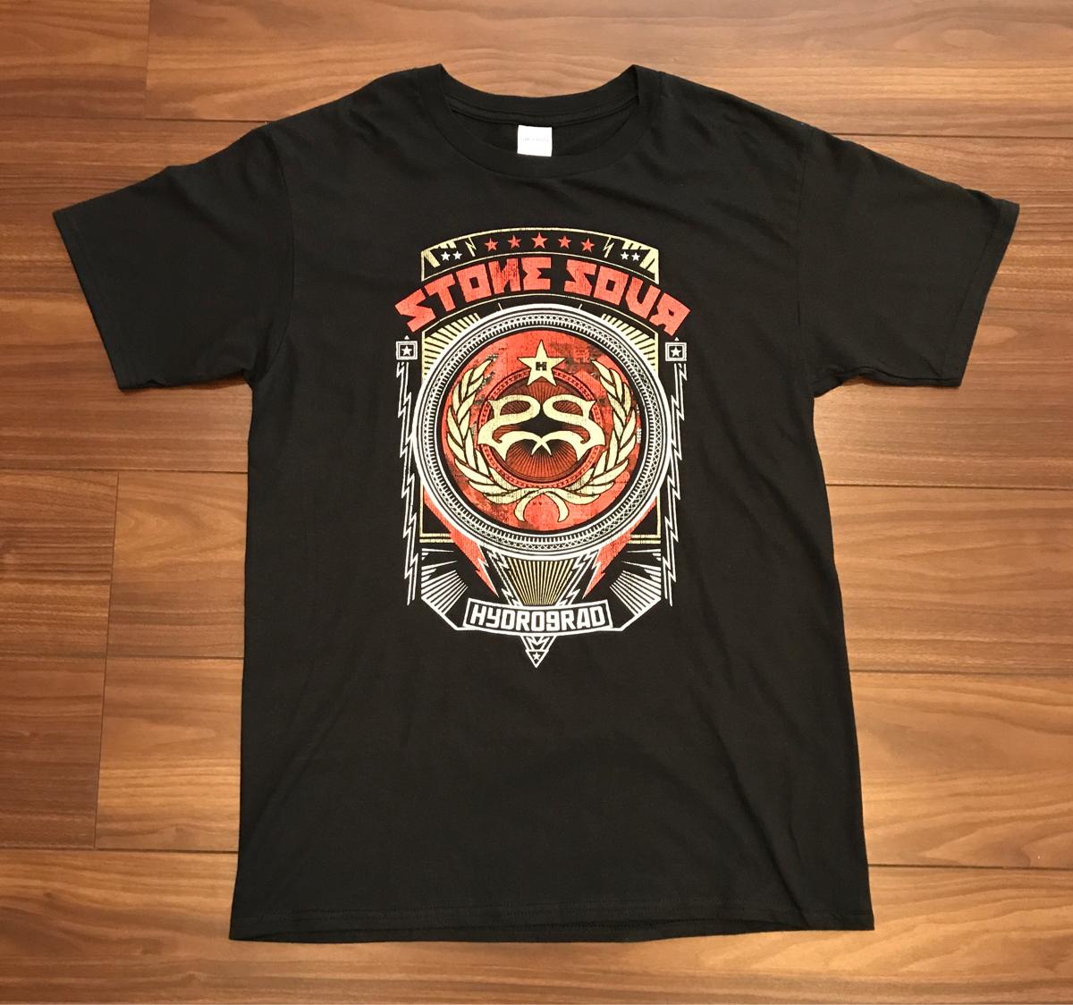 新品 ストーンサワー stonesour Tシャツ Mサイズ スリップノット slipknot ノットフェス knotfest オズフェス ozzfest 映画 CD DVD グッズ