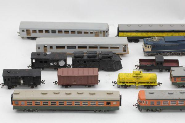 【訳あり】 KTM カツミ エンドウ HOゲージ 鉄道模型 貨物車 14台セット スライドコントローラー