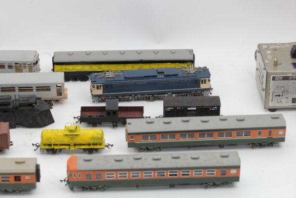 【訳あり】 KTM カツミ エンドウ HOゲージ 鉄道模型 貨物車 14台セット スライドコントローラー_画像2