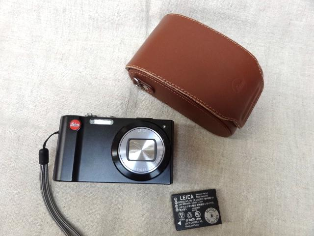 jk9108N●Leica ライカ デジタルカメラ V-LUX 30 ブラック●