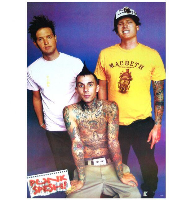 【送料無料】ブリンク 182 (Blink-182)ポスター#J-1085