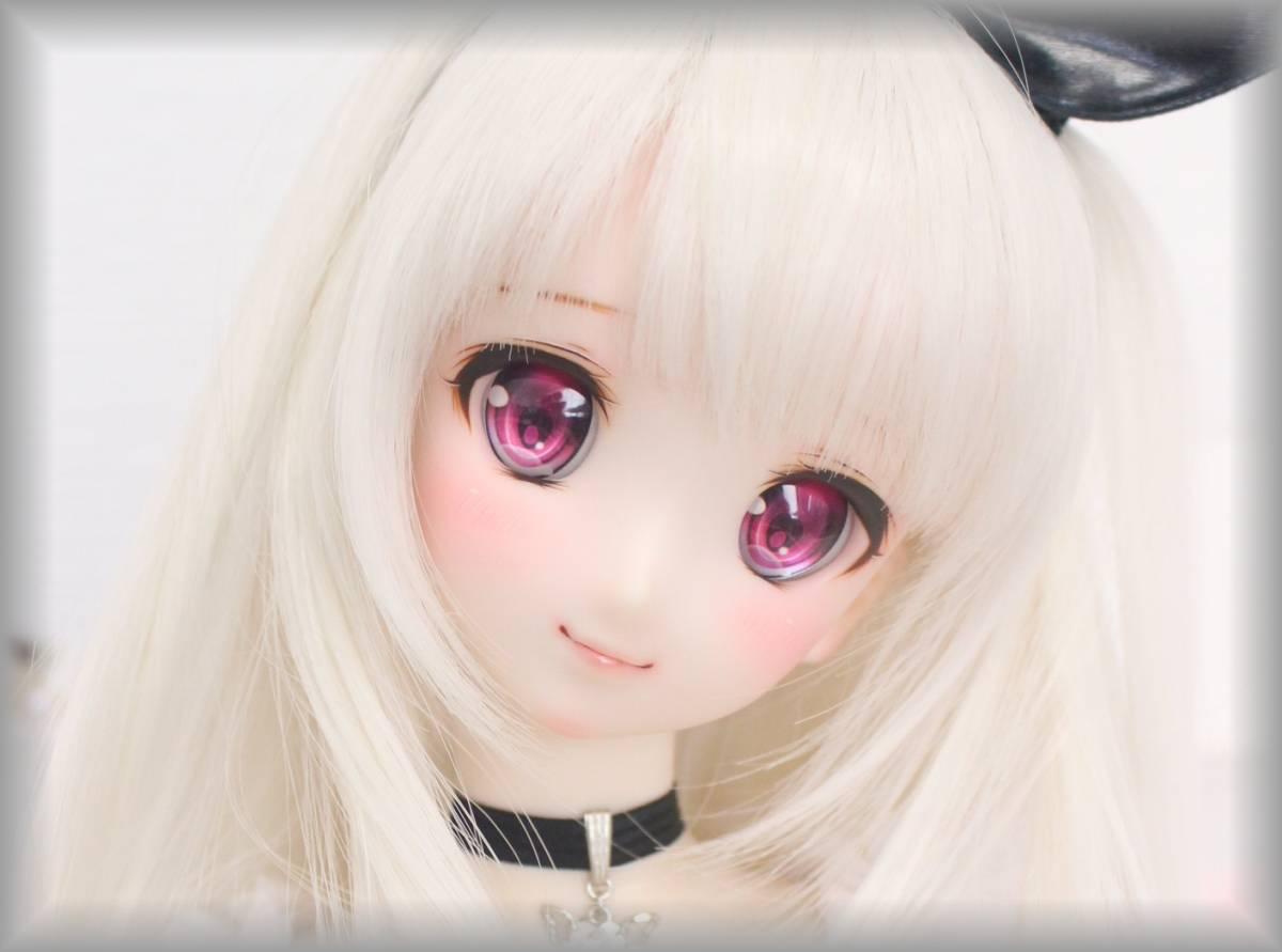 m.t* DDH-06【SW肌】カスタムヘッド+レジンアイ2種類