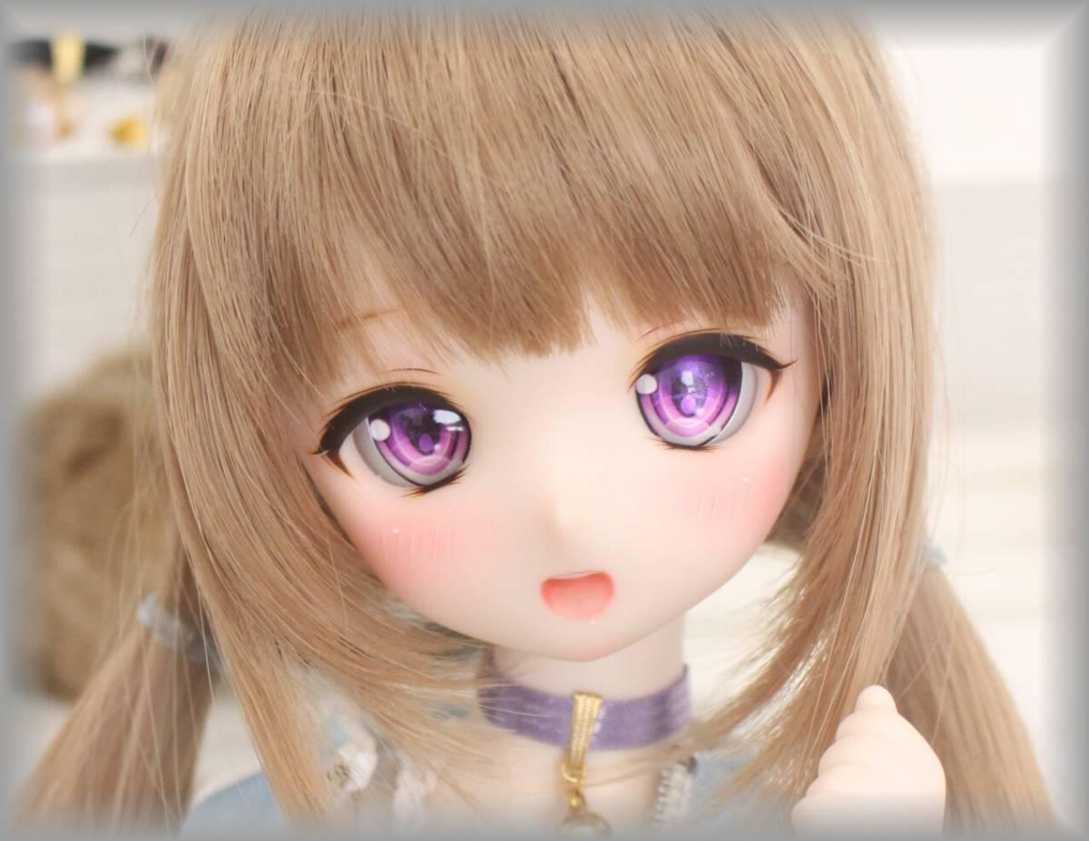 m.t* DDH-01【SW肌】カスタムヘッド+レジンアイ2種類