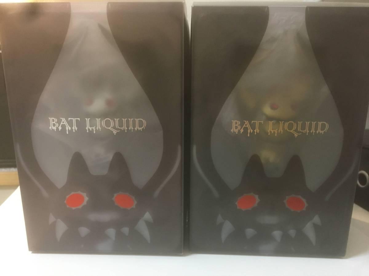 即発送可 instinctoy bat liquid ゴールド シルバー セットリキッド インスティンクトイ ディズニーグッズの画像