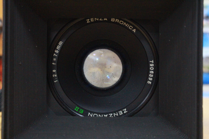 ZENZA BRONICA ETR S 中古フィルムカメラ 2917-247_画像3