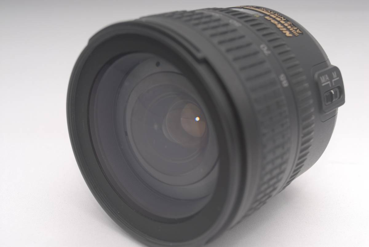 美品 Nikon ニコン ED AF-S NIKKOR 24-85mm f3.5-4.5G
