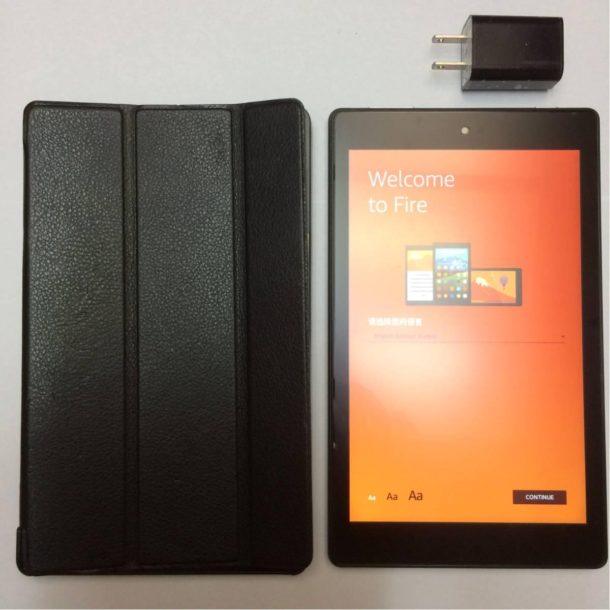 【中古品】amazon Kindle FIRE HD 8 16GB (第6世代)