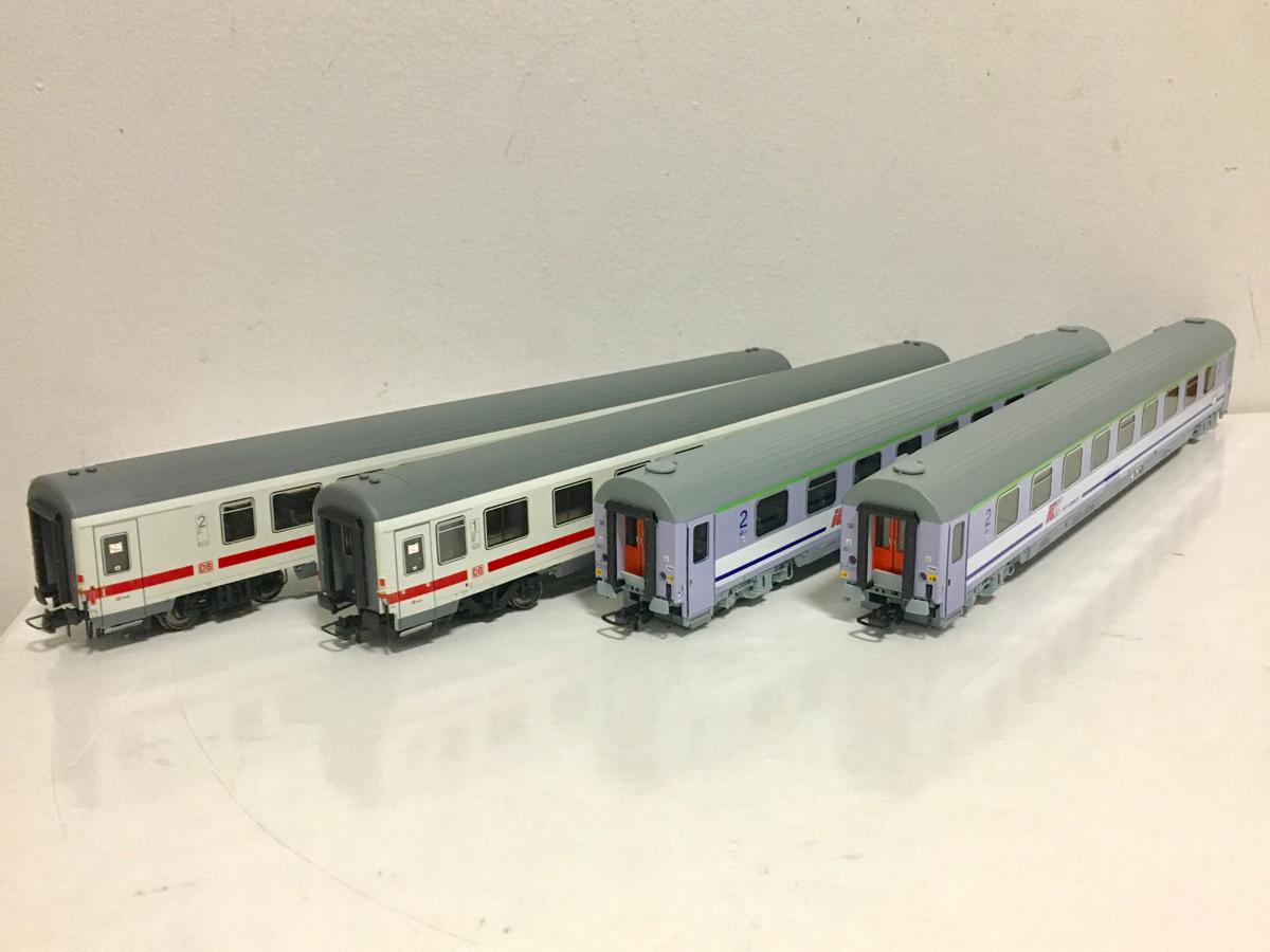 ACME55087 DB+PKP Eurocity「Wawel」セット 中古