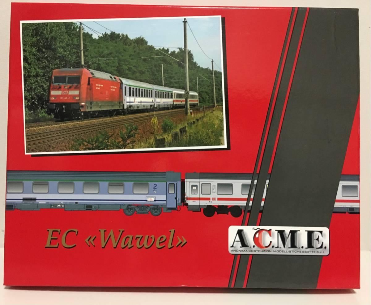 ACME55087 DB+PKP Eurocity「Wawel」セット 中古_画像2