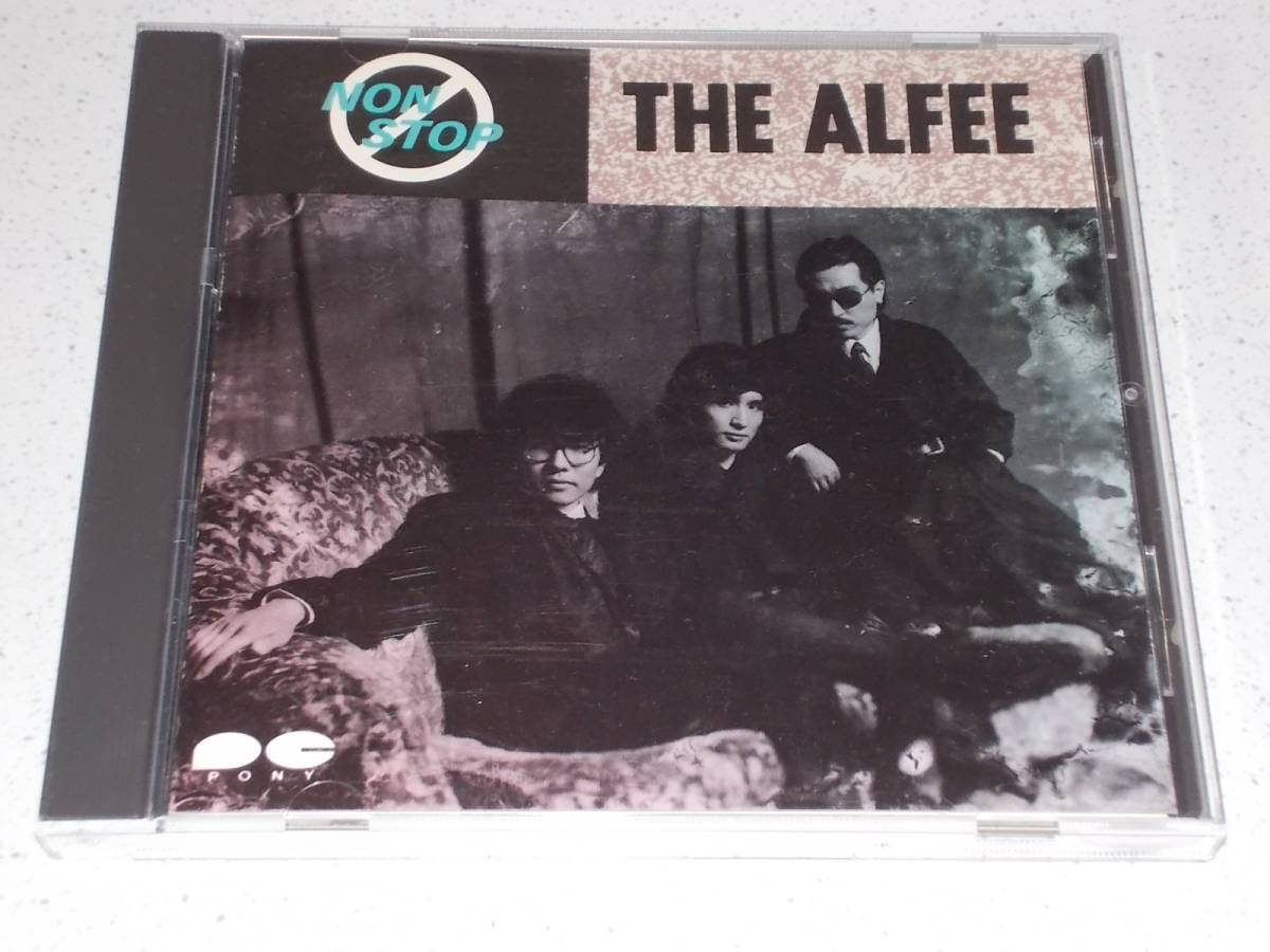 CD★ NON STOP THE ALFEE