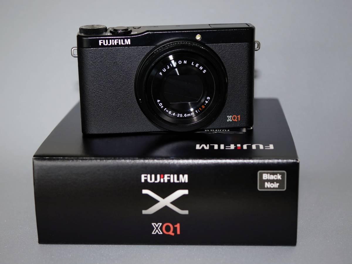 【中古】FUJIFILM コンパクトデジタルカメラ XQ1