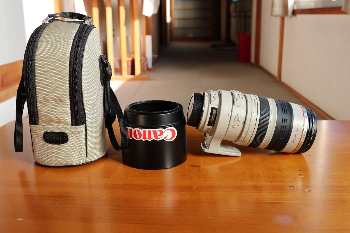 キャノン Canon カメラレンズ EF 100-400mm F4.5-5.6 L IS USM