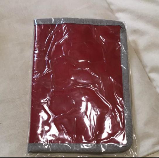 新品 B'z 非売品 マルチケース パスポートケース