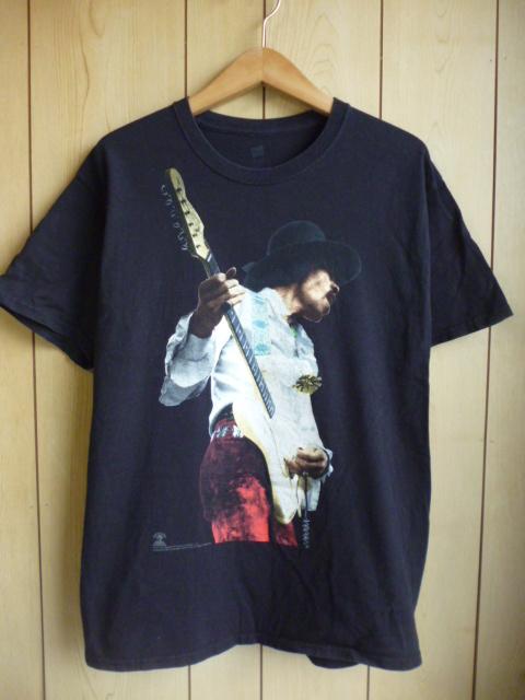 ジミ ヘンドリックス トリビュート ツアー ★ Experience Hendrix 2014 Tour Tシャツ 黒 L ★ エクスペリエンス jimi ザックワイルド