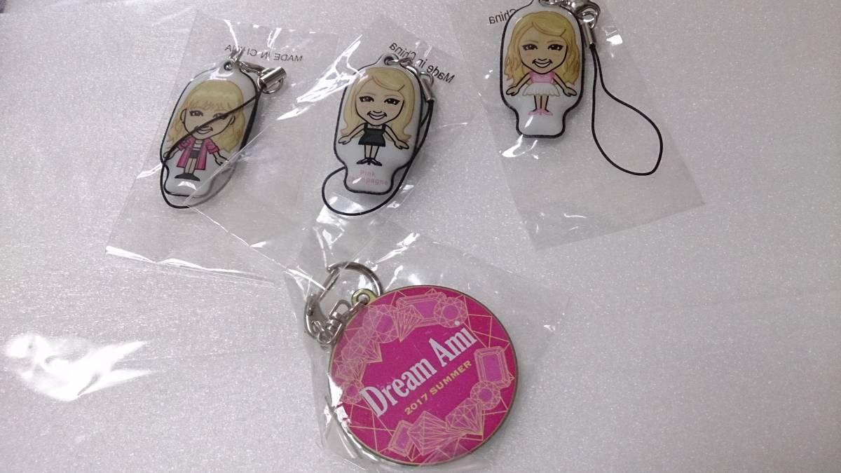 E-girls Dream Ami 居酒屋えぐざいる クリーナー ネームミラー セット ライブ・イベントグッズの画像