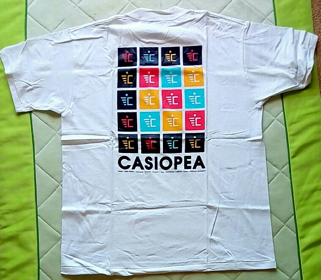 Casiopea カシオペア ACTIVE Tシャツ