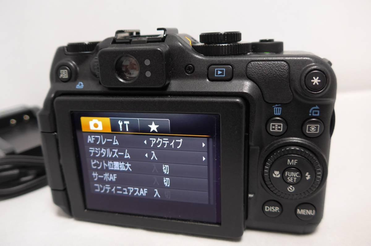 ★☆キヤノン CANON PowerShot G12☆★_画像2