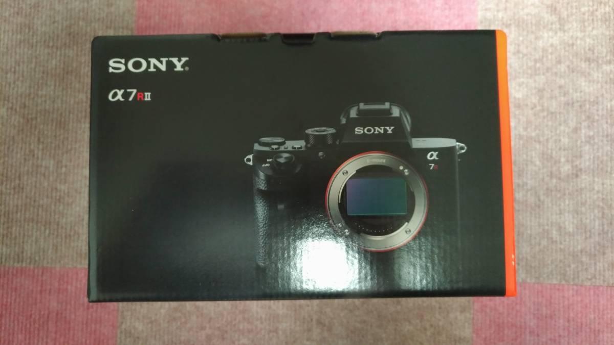【新品未使用/保証有】SONY デジタル一眼カメラ α7RII ILCE-7RM2 ボディ