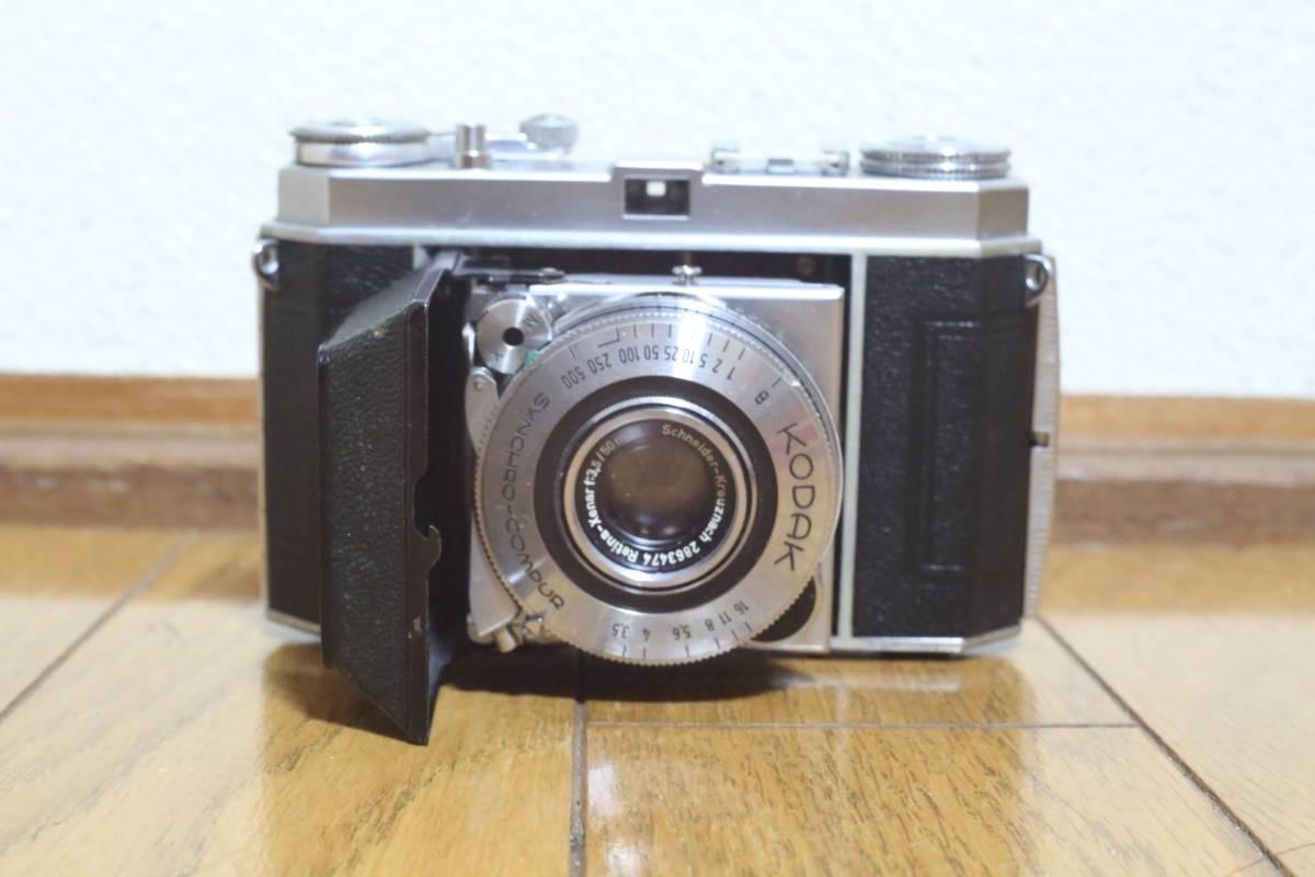 KODAK Retina 1a 50mm f3.5付き