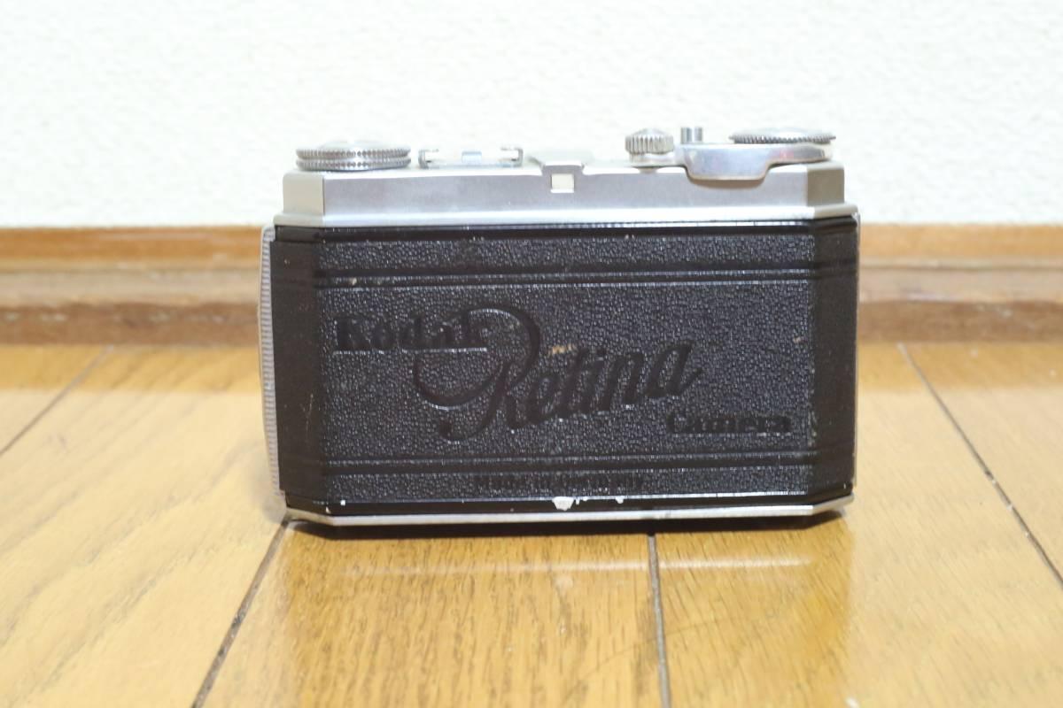 KODAK Retina 1a 50mm f3.5付き_画像2