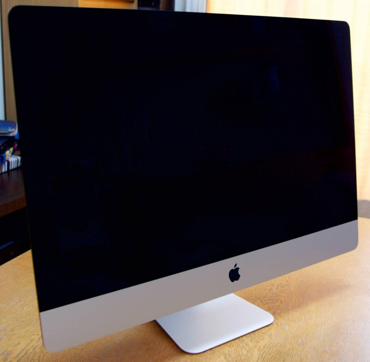 iMac(27inch Late2012) 2.9Ghz Intel Core i5 メモリ24GB 3TBHD キーボード,TrackPad未使