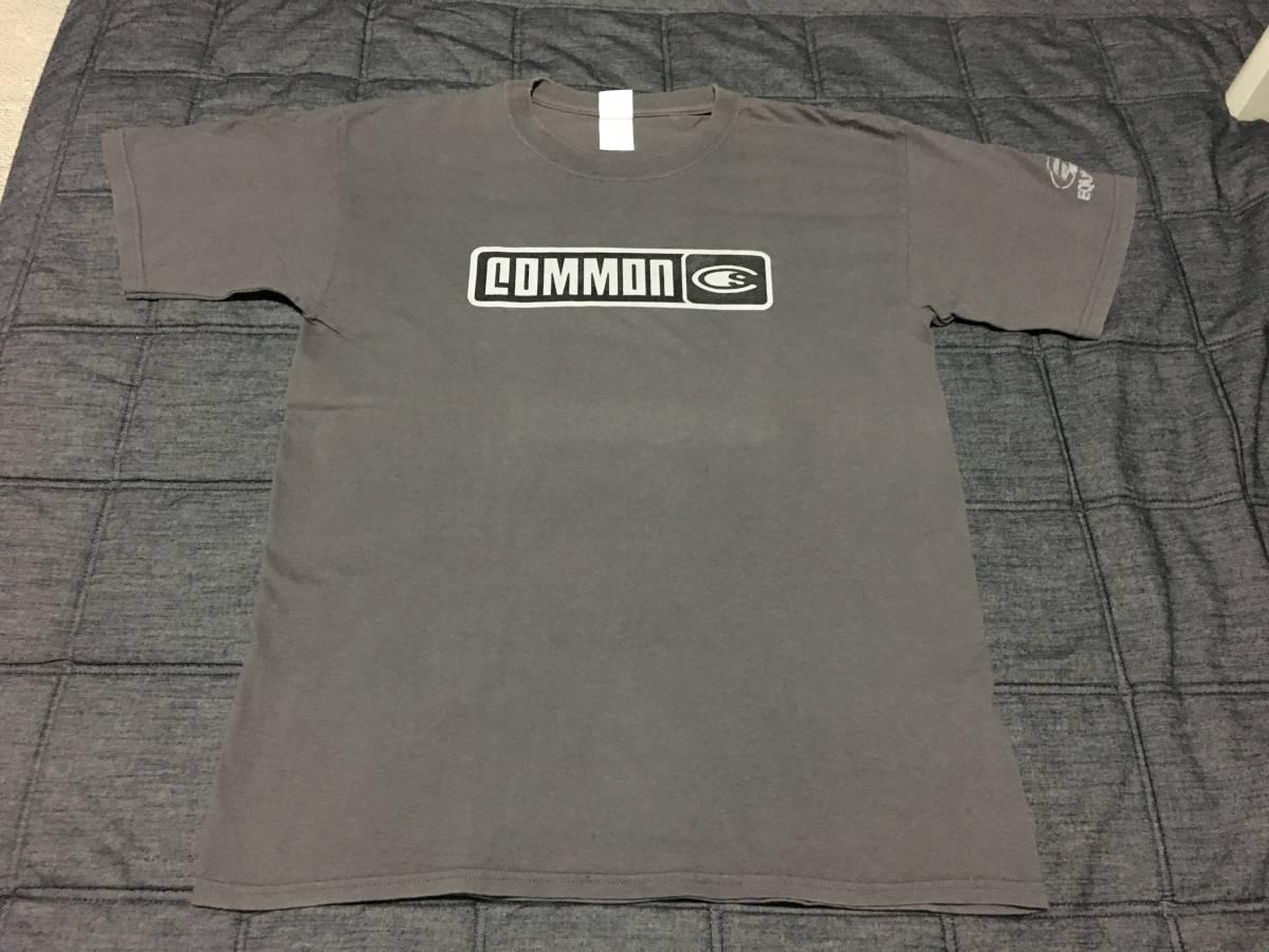 Common Common Sense コモン T-Shirts ティーシャツ チャコールグレイ L