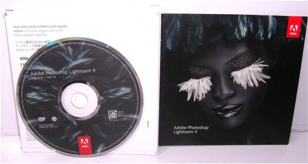 ☆ Adobe Photoshop Lightroom 4 / Windows / Mac / 両対応版
