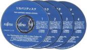 * recovery disk / Fujitsu / FMV-ESPRIMO series / (D5320)
