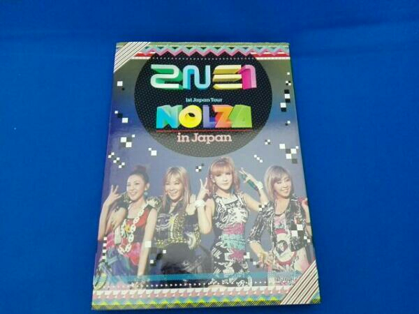2NE1 1st Japan Tour'NOLZA in Japan' ライブグッズの画像