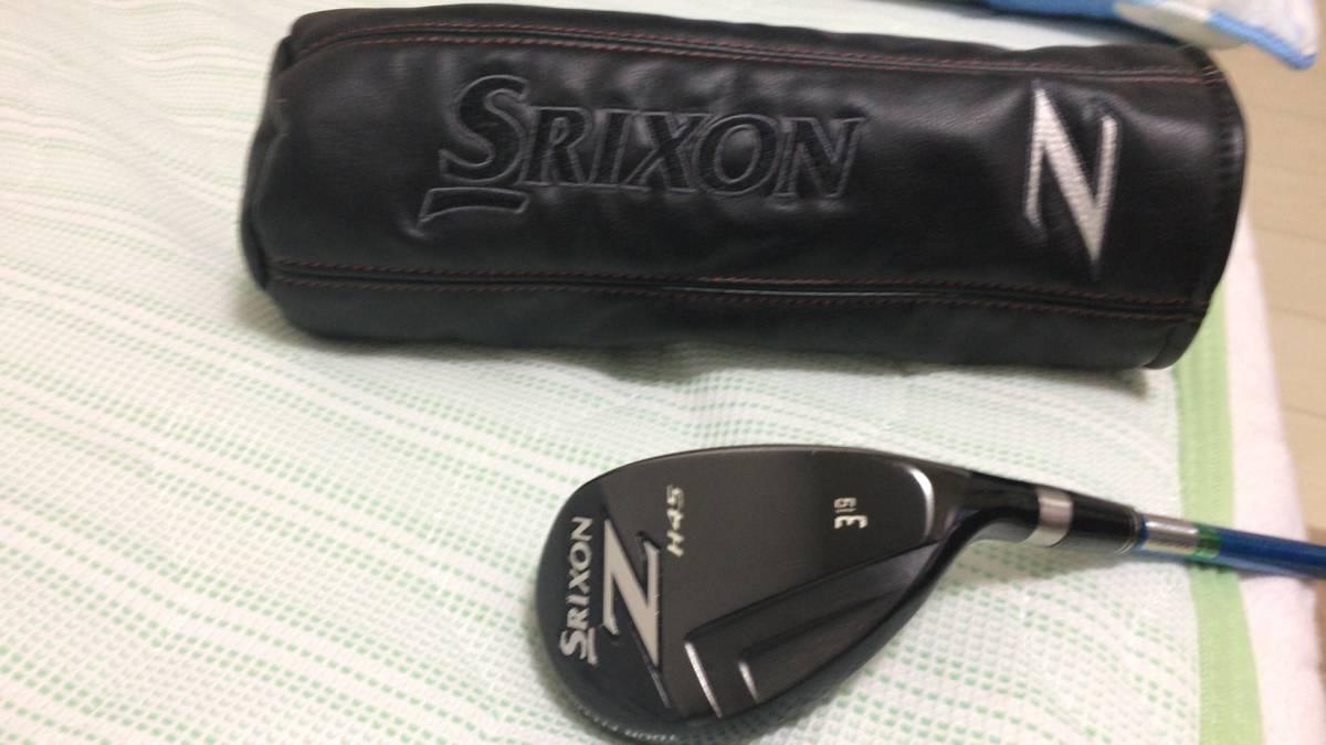 スリクソン H45 3U 19°  Miyazaki シャフト