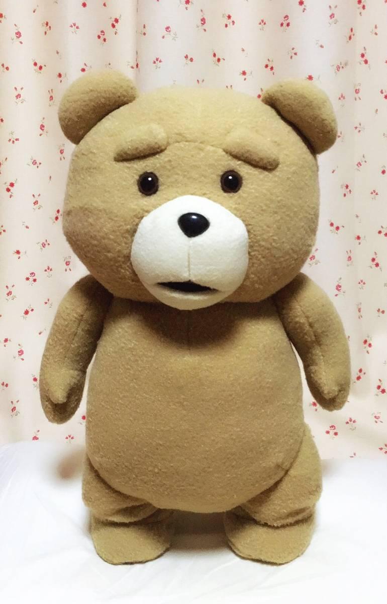 ★非売品★ テッド Ted2 ぬいぐるみ XL プレミアム グッズの画像
