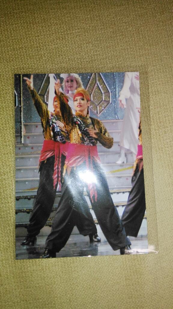 宝塚歌劇 宙組 和希そら 写真