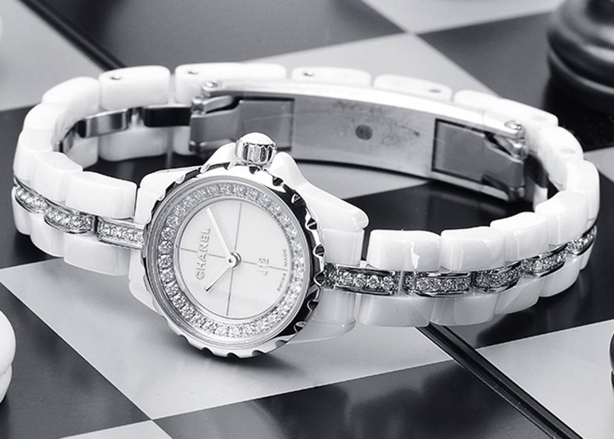 シャネル CHANEL 腕時計 J12 H5238 レディース 中古
