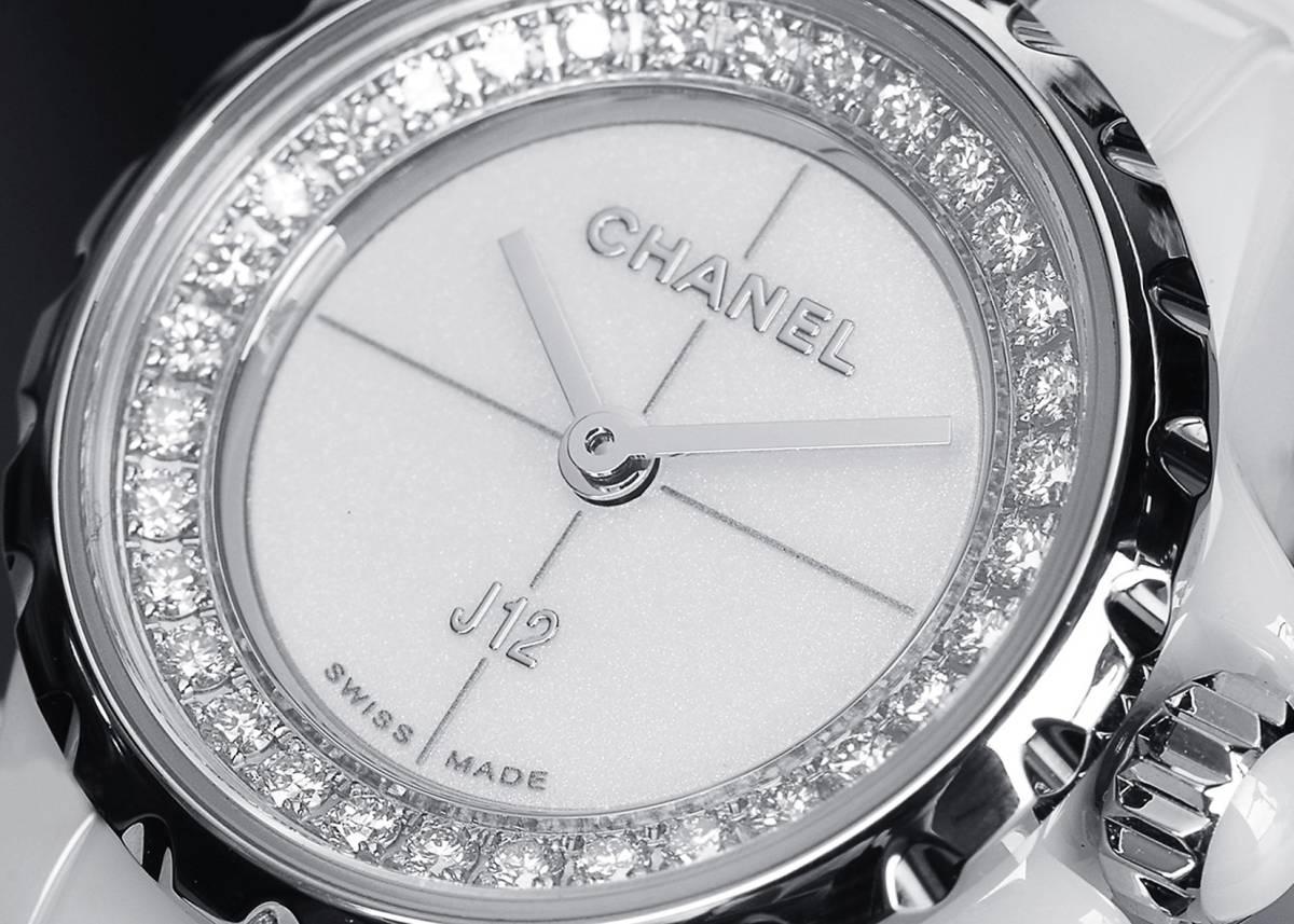 シャネル CHANEL 腕時計 J12 H5238 レディース 中古_画像4