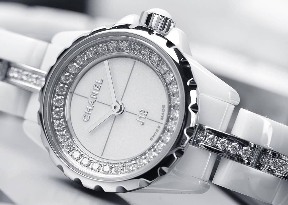 シャネル CHANEL 腕時計 J12 H5238 レディース 中古_画像3